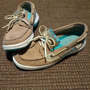 Sperry's tops side size US 4 Women's  boat shoes